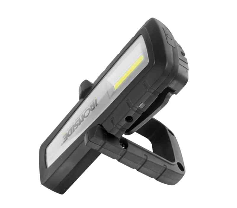 Prevex LAMPA LED MED MAGNET UPPLADDN IRONSIDE Lampa